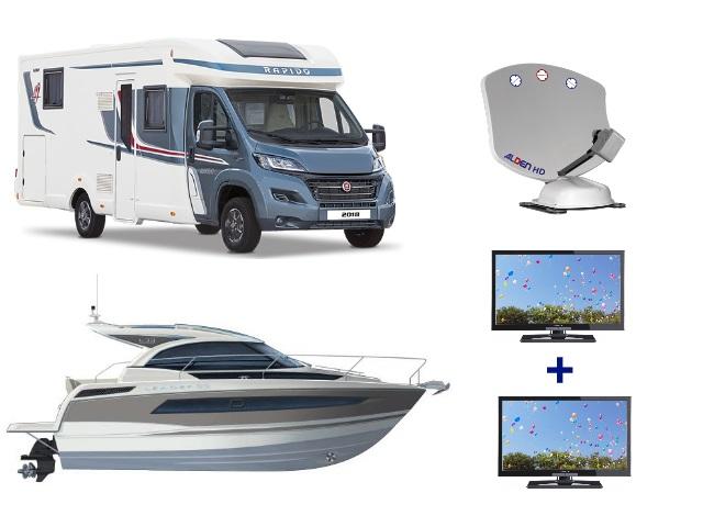 Câble HDMI pour camping-car ou plaisanciers