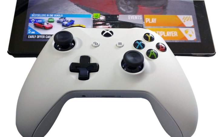 Manette XboxOne S compatible bluetooth