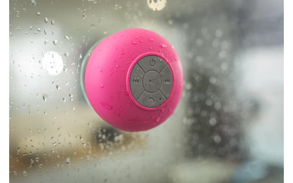 Enceinte bluetooth waterproof résistante à l'eau !
