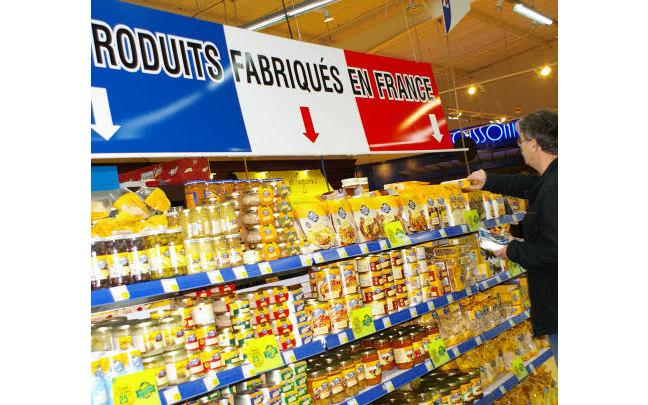Rayon dedié au Made in France