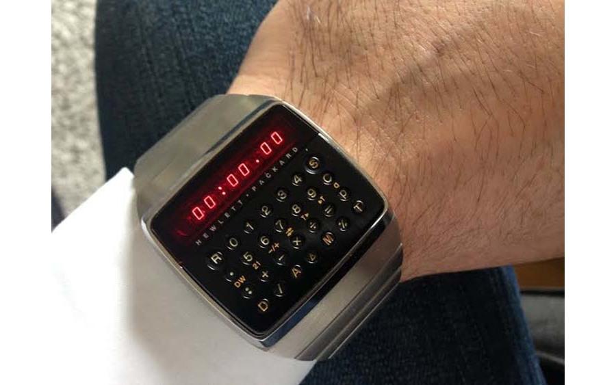 La première smartwatch
