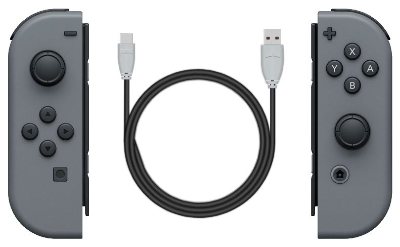 Câble USB-C compatibles Nintendo Switch