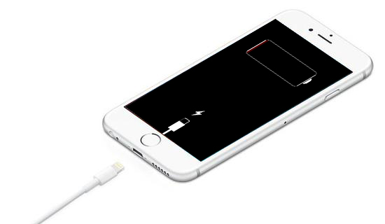 iPhone et charge rapide