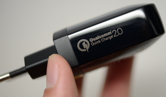 Chargeur compatible Qualcomm Quick Charge 2.0