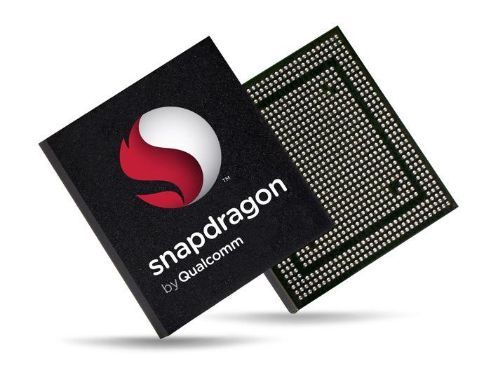 Processeur Snapdragon qui équipe les appareils compatibles Quick Charge