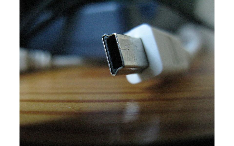Connecteur Mini USB Type B mâle
