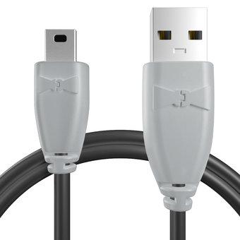 Câble pour BRANDT BBTS 200W Gris et Noir - 50cm